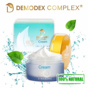 Демодекс Комплекс — вечерний крем от демодекоза